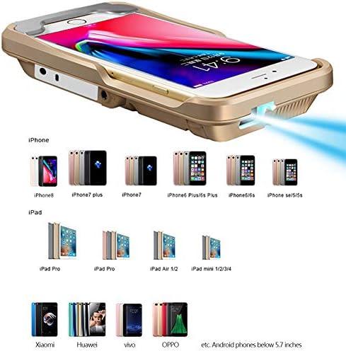 YLOVEK Mobile Projecteur pour Coque De TéLéPhone Portable Apple 6 ...