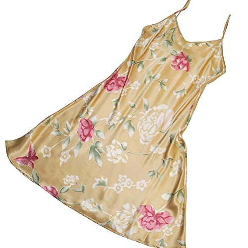 CHUNHUA La Sra sencilla v-cuello de alta calidad 100% pijamas de seda chándal (color opcional) , m , m j