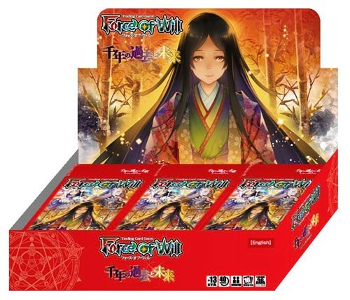 (Force of Will Grimm Cluster The Millennia of Ages Booster Box)