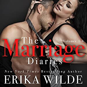 The Marriage Diaries, Volumes 1-4 Audiobook