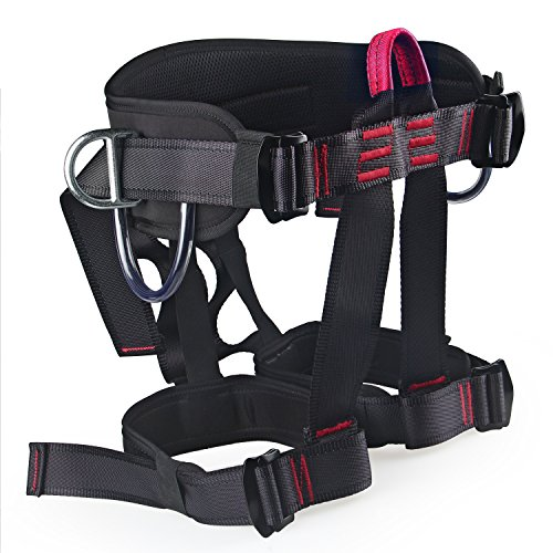 Thicken-Wider-Climbing-Harness-Oumers-Protect-Waist-Version-Waistbelt-Wider-Safe-Seat-Belts-For-Mountaineering-Fire-Rescue-Higher-Level-Caving-Rock-Climbing-Rappelling-Equip-Women-Man-Child-Half-Body