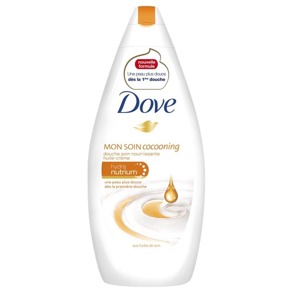 Dove gel douche huile-crème 750ml