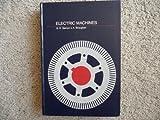 Electric Machines, Gordon R. Slemon and Alan Straughen, 0201077302