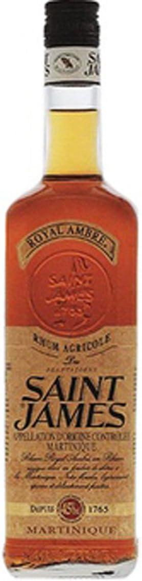 Saint James - Royal Ambre, 100 cl: Amazon.es: Alimentación y ...