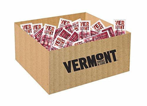 - Vermont Smoke & Cure Mini Meat Sticks, Spicy Italian Pork, 96 Count