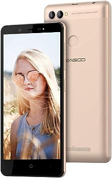 Moviles Libres Leagoo Kiicaa Power 2, Smartphone Libre de 5 ...