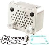 TOPAZ 3C3Z-6A642-CA Upgraded EGR Oil Cooler Kit for Ford Powerstroke Diesel 6.0L V8