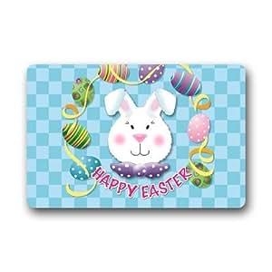 Amazon Com Sweetshow Custom Happy Easter Indoor Outdoor