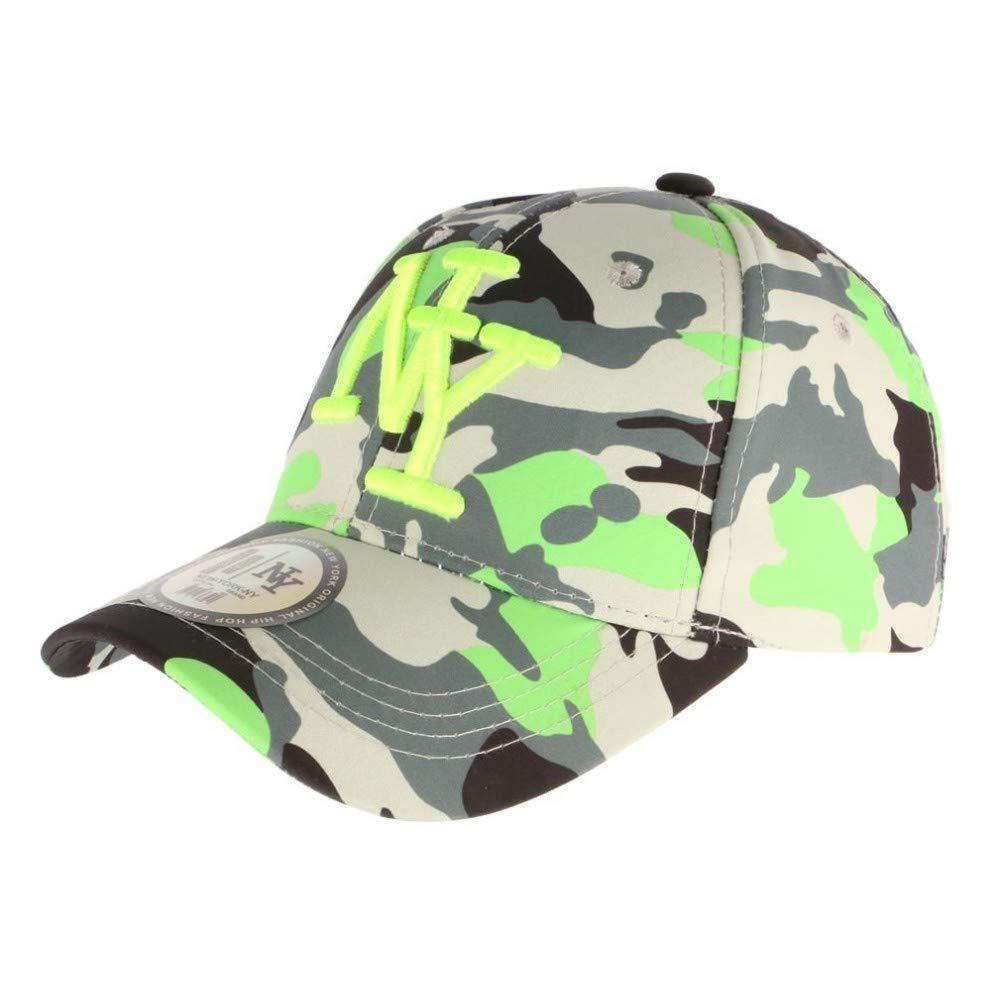 Gorra NY Militar Verde y Gris Fashion Aincys – Unisex Verde Talla ...