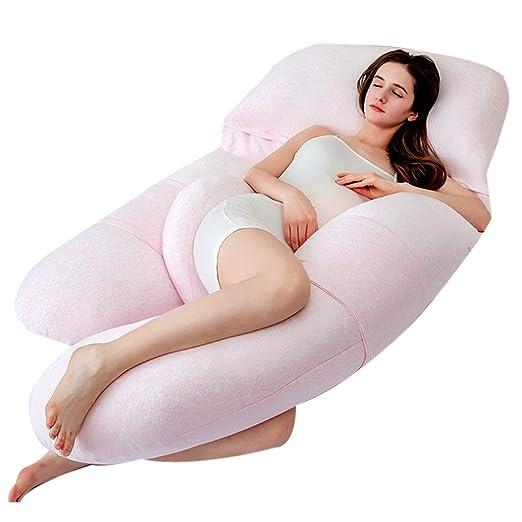 Almohada de maternidad para embarazadas, almohada para ...