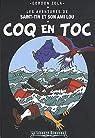 Les aventures de Saint-Tin et son ami Lou, Tome 16 : Coq en toc par Zola