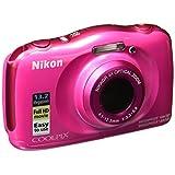Nikon Coolpix W100 P Cámara Digital, Pink