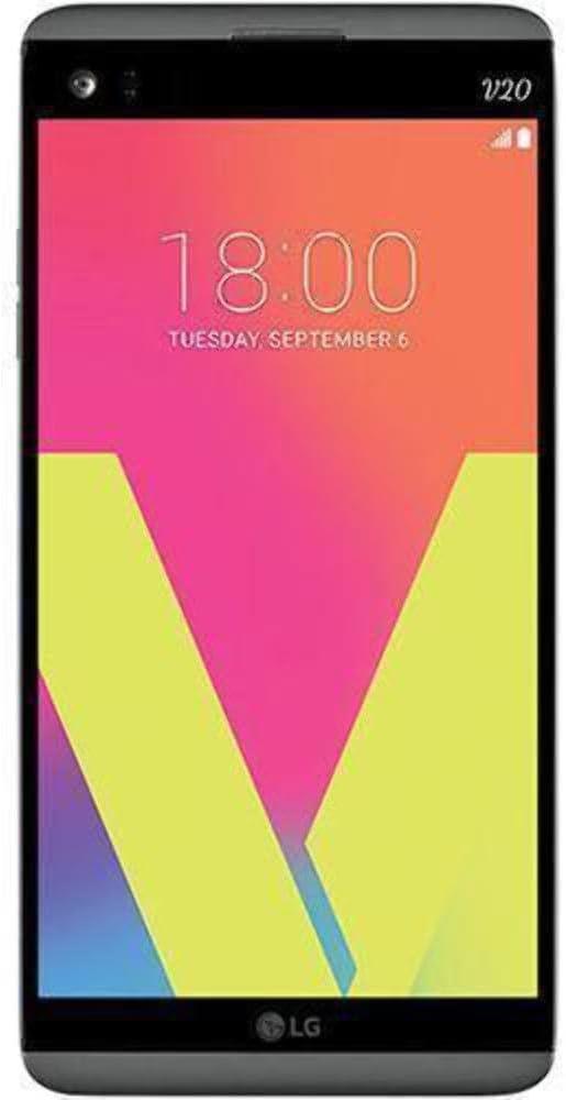 LG V20 64GB Smartphone Libre Android - Titan: Amazon.es: Electrónica