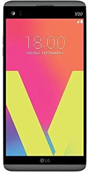 LG V20 64GB Smartphone Libre Android - Titan: Amazon.es ...