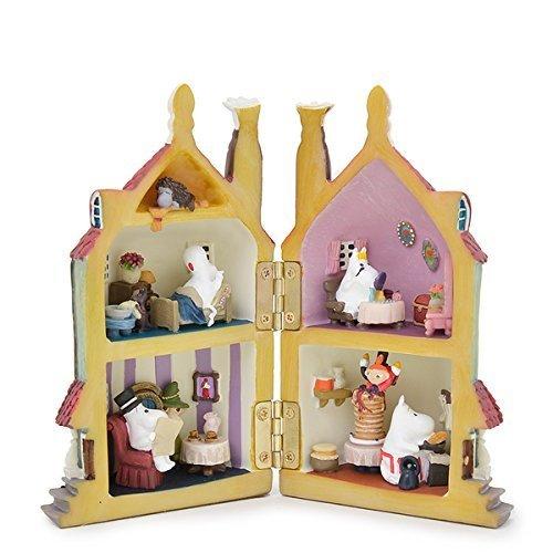ムーミンファミリー オープンハウス moomin family open house japan import by benelic