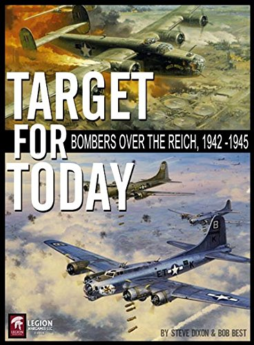 (LEG: Target for Today, Bombers of the Reich, Solitaire Board Game)