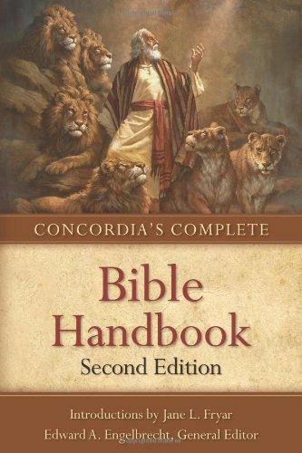 Concordia's Complete Bible Handbook ebook