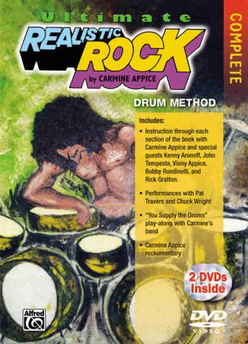 Ultimate Realistic Rock, Complete (2 DVDs)
