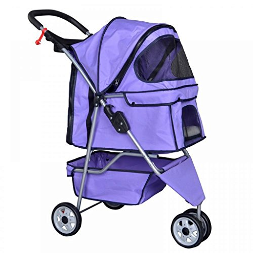 Cheapest Cat Stroller - 1