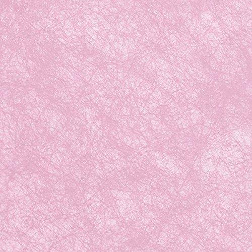 Chaks C50030069, CHEMIN DE TABLE luxe Romance 30cmx10m, Rose pastel