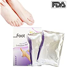2 Pairs Exfoliant Foot Peel Spa Mask Exfoliating Scrub Removes Dry Dead Skin and Calluses, Repair Rough Heels, Get Soft Smooth Baby Foot