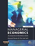 Managerial Economics: An Analysis of Business Issues