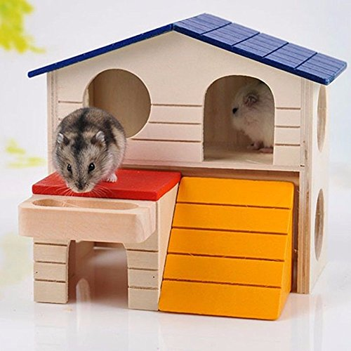Top 10 best hamster hideouts for syrians for 2019