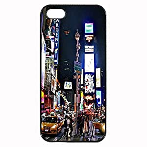 New York City Times Square Unique Custom Image Case Case For Sam Sung Note 4 Cover Case For Sam Sung Note 4 Cover Diy Durable Hard for Case For Sam Sung Note 4 Cover , High Quality Plastic Case By Argelis-sky, Black Case New