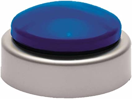Amazon.com: LS & S extragrande botón reloj altavoz: Health ...