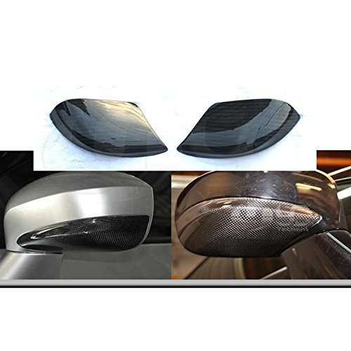- Car-Styling Dry Carbon Side Mirror Under Caps 2Pcs Fit For 2008-2015 R35 GTR GTR-R35 CBA DBA VS Style Side Mirror Under Cover