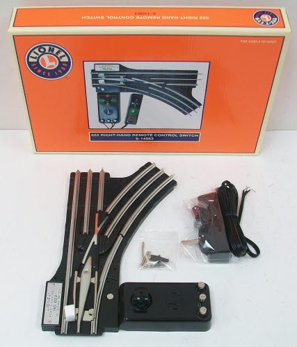 Remote Track Control Switch (LIONEL 6-14063 Remote Switch Right-Hand O)