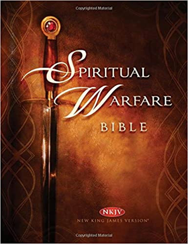 Spiritual Warfare Bible: New King James Version: Passio