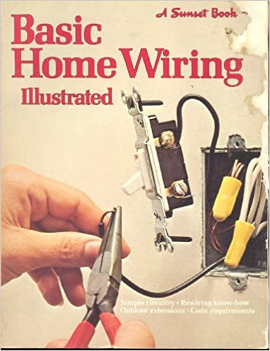 Buy Sunset Basic Home Wiring Illustrated Book Online at Low ... on