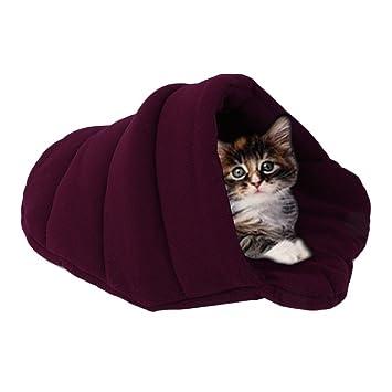 Gugutogo Zapatillas Lavables absorbentes de Perro de Animal de Compañía de Gato de Gato de casa de Invierno de Gato Lavable: Amazon.es: Productos para ...