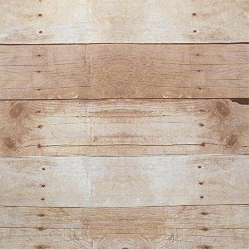 Weathered Wood Flat Patterned Paper, 48 Inches x 50 Feet]()