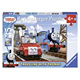 Ravensburger Thomas and Friends - Traveling with Thomas, Puzzle (35-Piece)