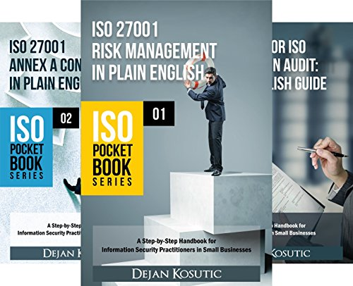ISO Pocket Book Series (6 Book Series)