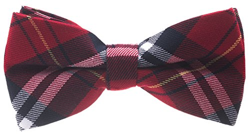 Bowtie - Red Plaid ()