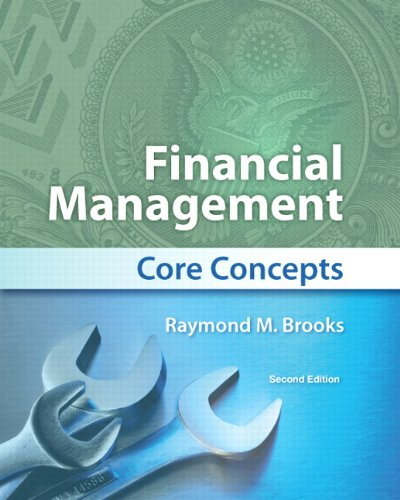 Financial Management: Core Concepts, 2nd Edition