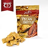 Hall's Pecan Brittle Snack Bags, 3.5 oz (5 count)