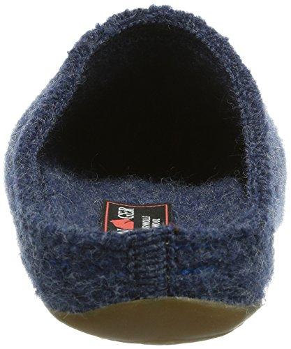 Blu 72 Sulla Unisex Caviglia Aperte 481002 Jeans Blau adulto Haflinger xw4zYqnvv