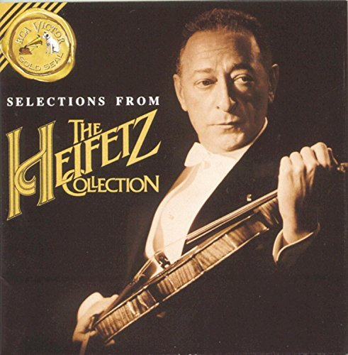 Selections from The Heifetz Collection by Jascha Heifetz