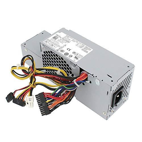 S-Union 240W New Power Supply for Dell OptiPlex 390 790 960 990 3010 7010 9010 Small Form Factor SFF H240ES-00 D240ES-00 AC240AS-00 AC240ES-00 DPS-240WB L240AS-00 H240AS-00 3WN11-180 Days Warranty