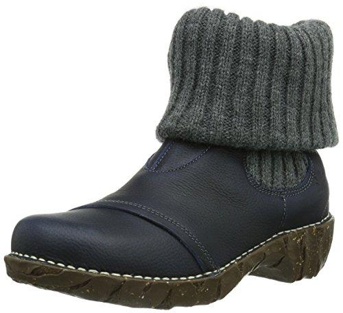 El Ocean Blau grain P Boots Yggdrasil Ocean Nw097 Women's Ankle Naturalista rqvnARr