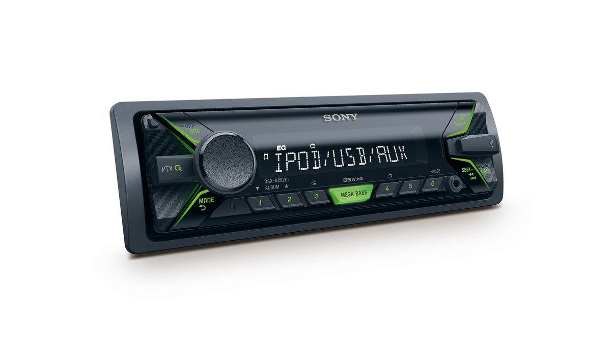 Sony Dsx A202ui Mechaless Autoradio Schwarz Elektronik Tas Laptop Sleeve Softcase New Macbook Pro Air Retina 116 154 Inch