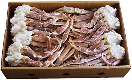 (生)ズワイガニ蟹脚5kgセット[冷凍]