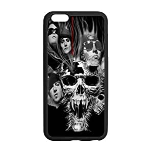 Customize TPU Gel Skin Case Cover for iphone 6+, A7X iphone 6 plus Cover (5.5 inch), Avenged Sevenfold