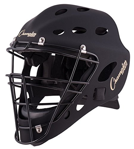 Champion Sports Adult Hockey Style Catcher's Mask by Champion Sports