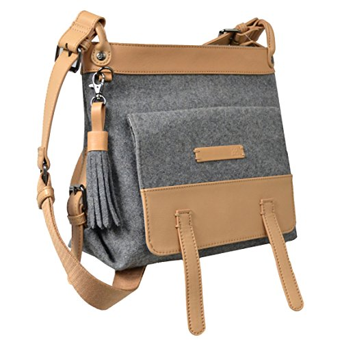 Sherpani Borsa Messenger, Chai (Marrone) - 16-WILLO-06-07-0