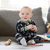 Gerber Baby Boys' 2-Pack Blanket Sleeper, dino